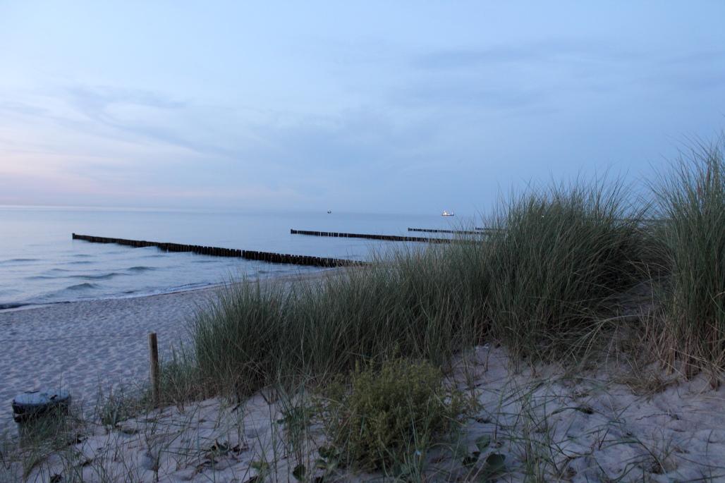 Ahrenshoop Strand Ostsee