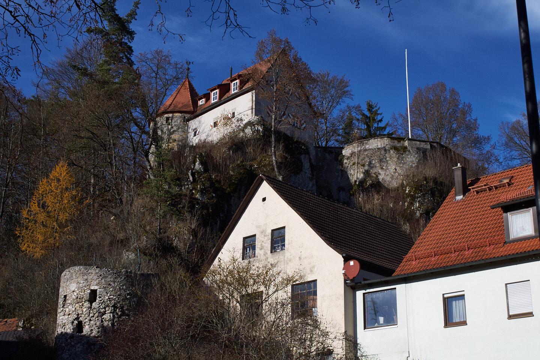 Betzenstein Burg