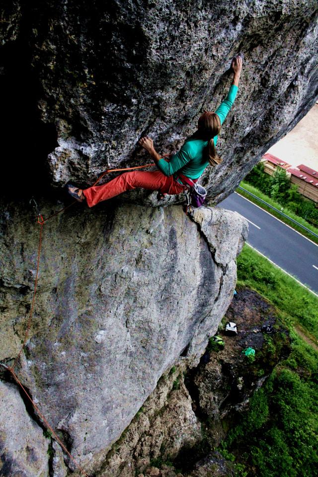 Jahresrückblick 2016: Katharina Saurwein in Fight Gravity