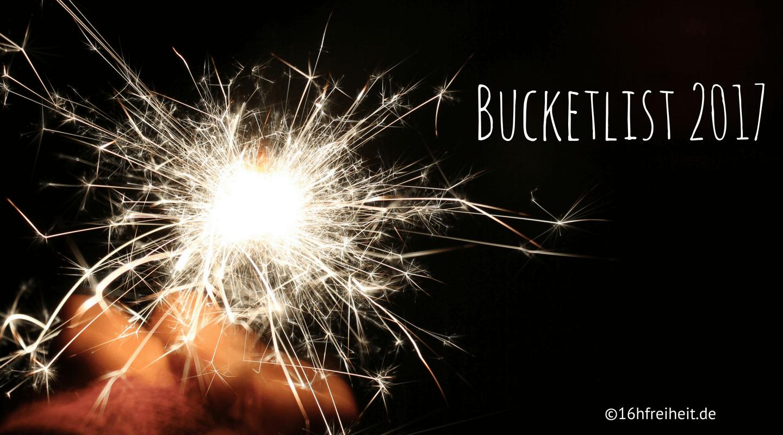 Bucketlist 2017_Titelbild mit Sternspeier