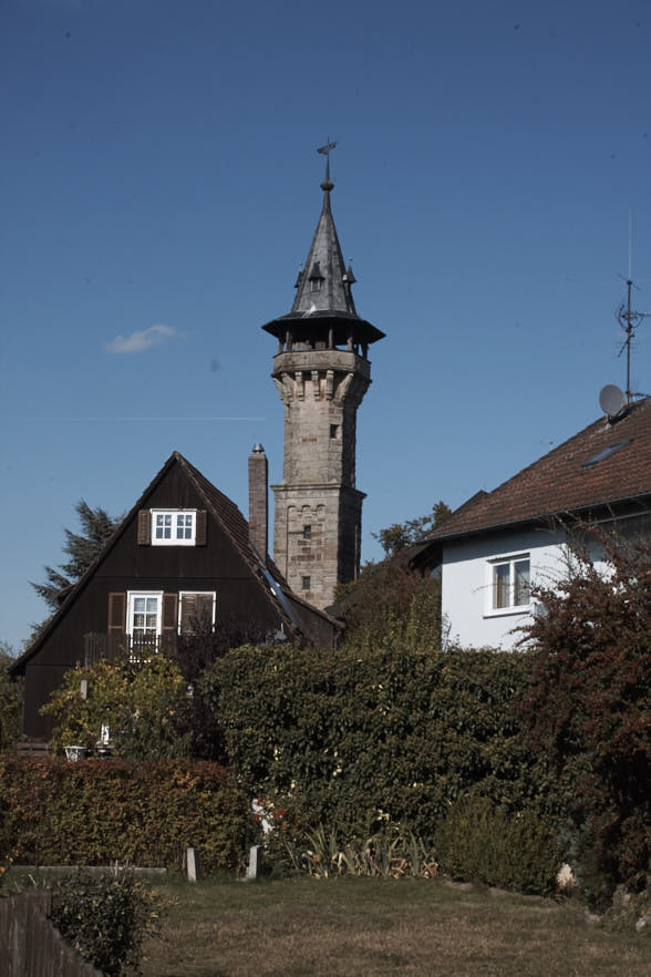 Radtour von Fürth nach Cadolzburg_Cadolzburger Aussichtsturm