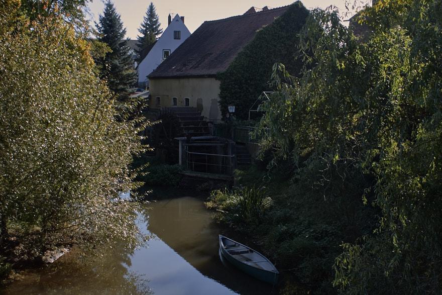Radtour von Fürth nach Cadolzburg_Mühlrad