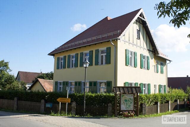 Fränkische Schweiz A-Z Ortspitz_Haus Seidmar