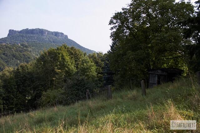 Sächsische Schweiz_fuer_Eilige_Blick auf den Lilienstein